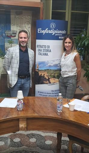 Alessandro Piana e Ornella Agnese