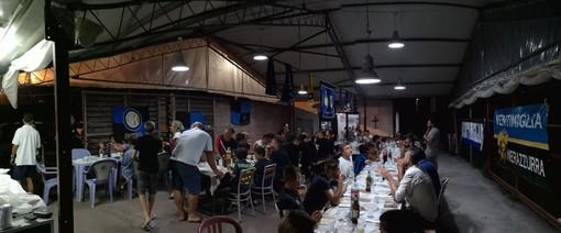 """Ventimiglia: cena inaugurale per il nuovo Inter Club """"Estremo Ponente"""" (Foto)"""