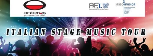 La foto copertina della pagina 'Italian Stage Music Tour'