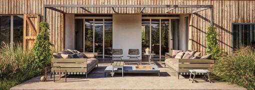 Interni a Sanremo ti invita a scoprire la nuova collezione outdoor2021 di Flexform
