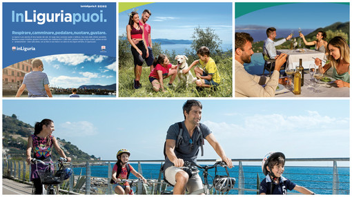 """""""In Liguria puoi"""" presentata la campagna promozionale turistica della Regione per l'estate 2020"""