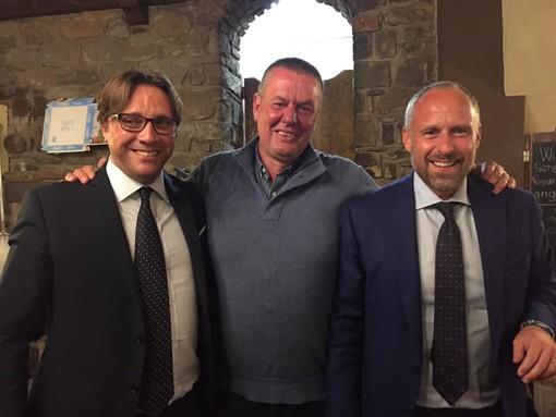 Elezioni Amministrative Sanremo: grande partecipazione a Verezzo per l'incontro con Simone Baggioli