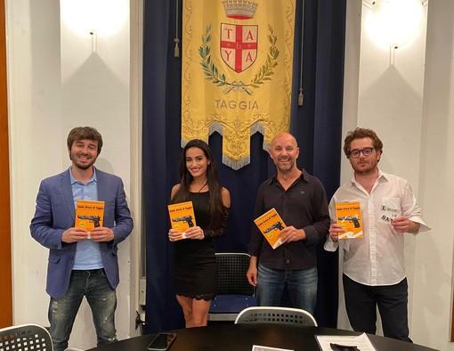 Eugenio Ripepi, Ilaria Salerno, Marco Vallarino e Francesco Basso
