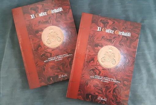 Lo Studiolo ha realizzato un'edizione del manoscritto sanremasco: è  uscito il 'Codice Giribaldi' in pregevole volume