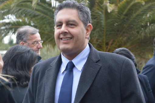 Il presidente di Regione Liguria, Giovanni Toti