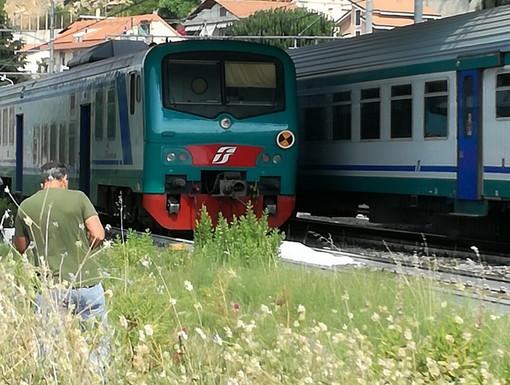 Ventimiglia: proseguono le indagini per dare un nome all'anziano morto ieri sulla ferrovia a Latte