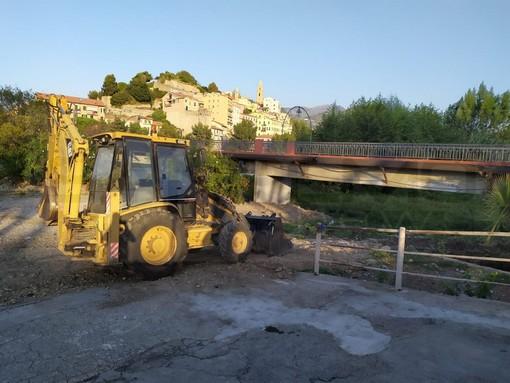 Ventimiglia: controlli dei Forestali ieri per presunte irregolarità nella pulizia del Roya, al momento nessuna sanzione