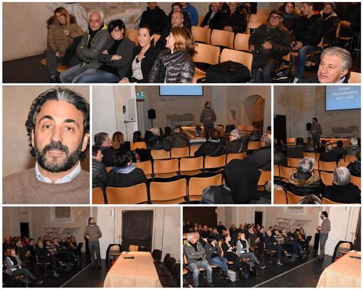 """Taggia: ieri sera il primo dei tre incontri tra l'Amministrazione ed i cittadini, Conio """"Sempre vicini a loro"""" (Foto e Video)"""