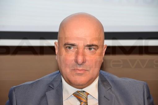 L'assessore regionale Gianni Berrino