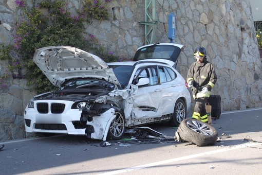 Sanremo: spaventoso incidente di martedì scorso in corso Marconi, i ringraziamenti ai soccorritori