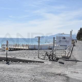 Bordighera: controlli sulle spiagge per il rispetto delle normative anti Covid affidati alle squadre dei volontari