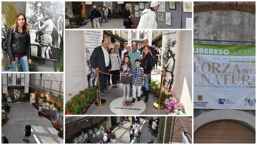 Sanremo: inaugurata questa mattina al Forte di Santa Tecla la 3a edizione de 'La Forza della Natura' (Foto e Video)