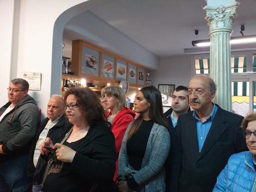 Elezioni Amministrative Sanremo: ieri pomeriggio un incontro con Silvia Calcagno e Marco Damiano