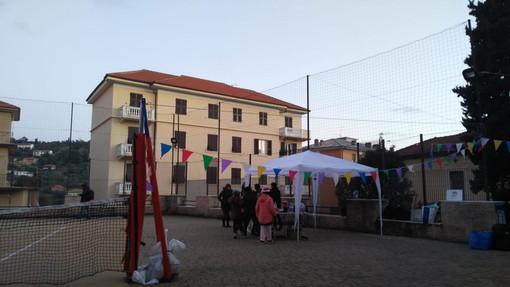 Imperia: giovedì festa di Pasqua al campetto di via Don Minzoni