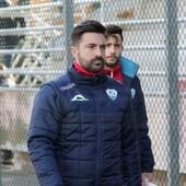 """Calcio, Sanremese. Parla Mister Andreoletti:""""Derby fa storia a sè, soprattutto in gara secca. Turnover? In questa rosa è difficile parlare di panchinari."""""""
