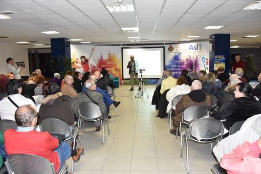 Sanremo: massiccia partecipazione di pubblico ed amministratori all'incontro del Palafiori sull'ospedale unico (Foto)