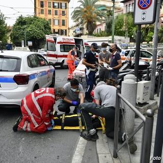 Le immagini dal luogo dell'incidente (foto Tonino Bonomo)