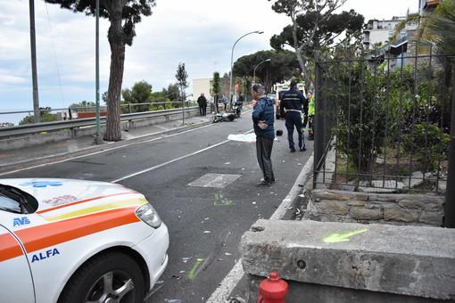 Sanremo: un perito per l'incidente mortale di via Padre Semeria, ora 60 giorni di tempo per i risultati