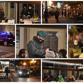 Sanremo: flop totale per l'iniziativa '#IoApro', un solo ristorante aperto con 30 clienti, tutti identificati (Foto)