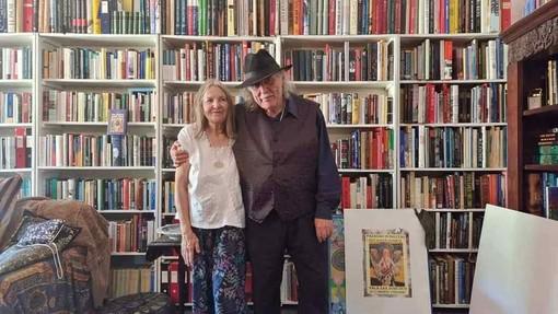 """A Dolcedo l'arte dell'artista inglese Jim Overbeck e la sua """"Galleria del Fulmine"""" (foto)"""