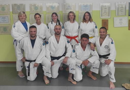Arti Marziali: ottimi risultati del Judo Club Sakura di Arma alle gare on-line di Ju Jitsu
