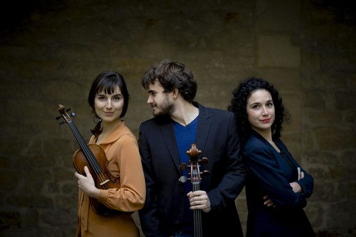 Il 'Karenine Trio' al 'Festival classico di Beaulieu'