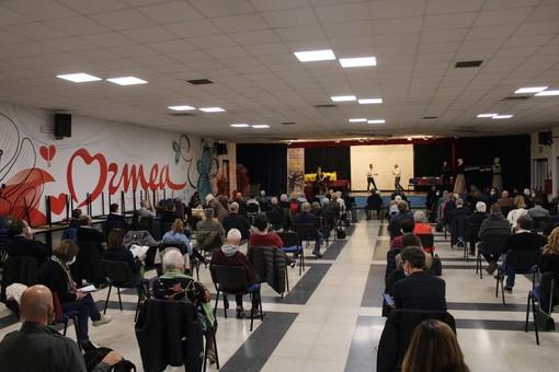"""""""La cultura può sconfiggere la paura"""": a Ormea le premiazioni del concorso """"La quercia del Myr"""" (Foto e video)"""