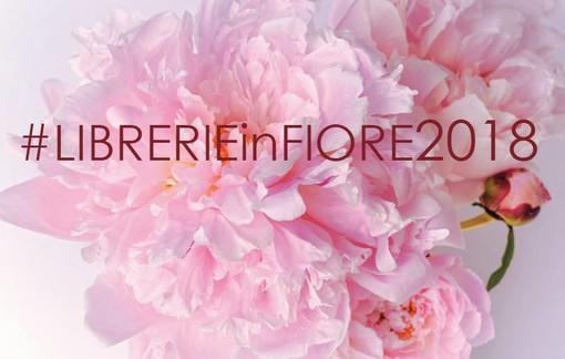 Imperia: mercoledì pomeriggio alla Mondadori appuntamento con #librerieinfiore2018'