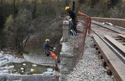 Ferrovia Ventimiglia-Cuneo: finanziato dalla Francia il rifacimento di parte della linea. Per il Tunnel del Tenda una soluzione condivisa pare lontana (Foto)