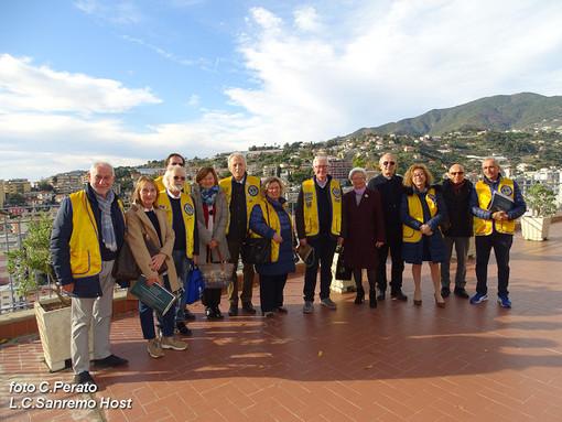Sanremo: Lions donano all'Opera Don Orione un letto articolato con comandi elettrici e materasso antidecubito per lunghe degenze