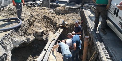 Sanremo: 450mila euro di lavori per migliorare la situazione delle fognature nella città dei fiori