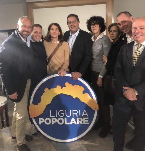 Anche una delegazione di Sanremo alla scuola di formazione politica di 'Liguria Popolare' a Genova (Foto)