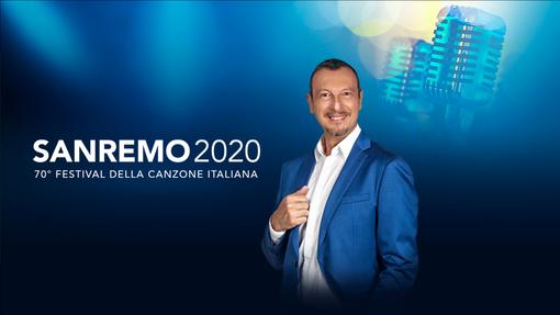 Amadeus, presentatore del 70° Festival di Sanremo