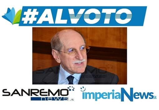 """#alvoto – Luigi Sappa (Forza Italia-Liguria Popolare): """"Il mio è il messaggio dei moderati, corriamo liberi per avere peso in Liguria e rappresentare il ponente"""""""