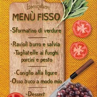 Buone notizie dall'entroterra: a Lucinasco riapre un ristorante chiuso da tempo.