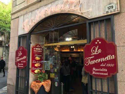 La 'Tavernetta' di via Palazzo