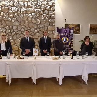 'Otto Care', il programma del Presidente del Lions club Bordighera Otto Luoghi Enzo Costagliola di Polidoro