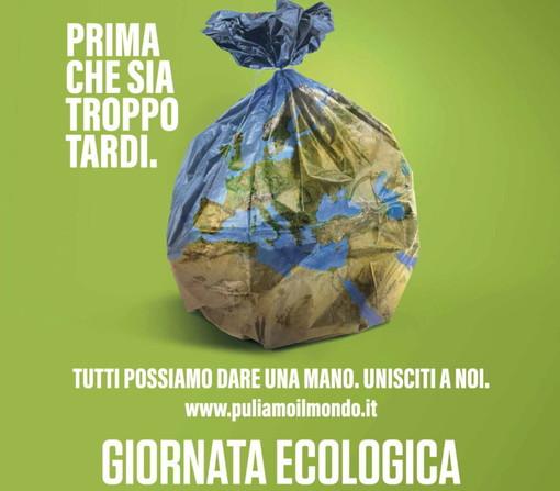 Pompeiana: torna anche quest'anno con l'associazione 'Praugrande' l'iniziativa 'Puliamo il Mondo'