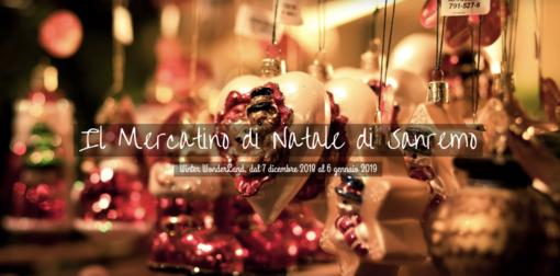 Sanremo: mercatino di Natale in piazza Colombo, inaugurazione domenica 8 dicembre. Il 23 l'incontro con Babbo Natale