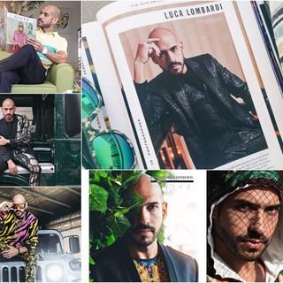 Luca Lombradi, per Esquire è l'uomo meglio vestito del Middle East