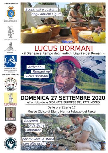 """Al museo civico di Diano Marina le Giornate Europee del Patrimonio 2020: """"Il Dianese al tempo degli antichi liguri e dei romani"""""""