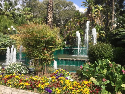 La fontana di corso Cavallotti