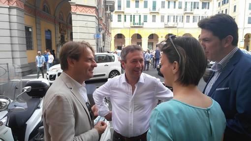 Imperia: domani, il candidato sindaco Luca Lanteri incontra i cittadini di Costa d'Oneglia