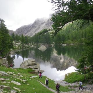 Domenica prossima escursione con Ponente Trekking ai 'Laghi Gemelli' nel parco del Mercantour