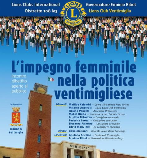 Ventimiglia: domani un convegno tutto al femminile per la 'Prevenzione alla violenza sulle donne'