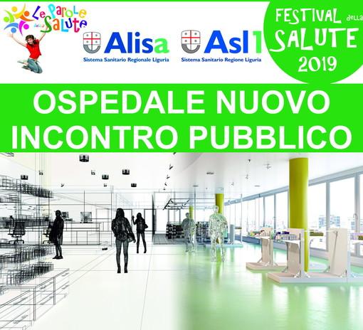 Sanremo: prima giornata con grande affluenza al Festival della Salute, domani l'incontro sull'ospedale unico