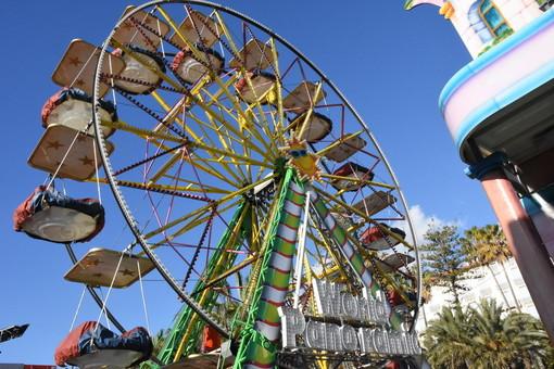 Sanremo: arriva il Luna Park, da domani scattano i divieti di sosta e le modifiche al traffico nella zona della ex stazione