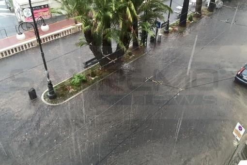 Terminato alle 15 lo stato di allerta sull'imperiese: continuerà a piovere, per ora il massimo a Carpasio con 72 mm (Tutti i dati)
