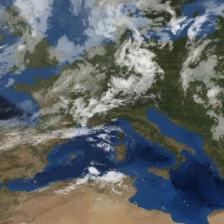 Previsioni del tempo del 20 giugno 2019 in collaborazione con Arpal Liguria
