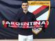 Matteo Anfosso, attaccante classe 1998, acquisto dell'Atletico Argentina